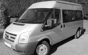 8 Seater Ford Tourneo image