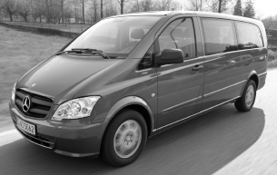 8 Seater Mercedes Viano image